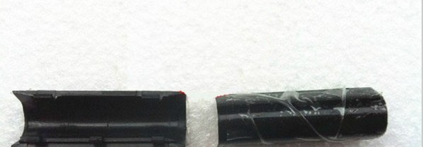 NEW LAPTOP Hinge Covers Left & Right for Asus K40 K40AB K40IN A41 F82 K50 K60 K61 X5D X8AIN