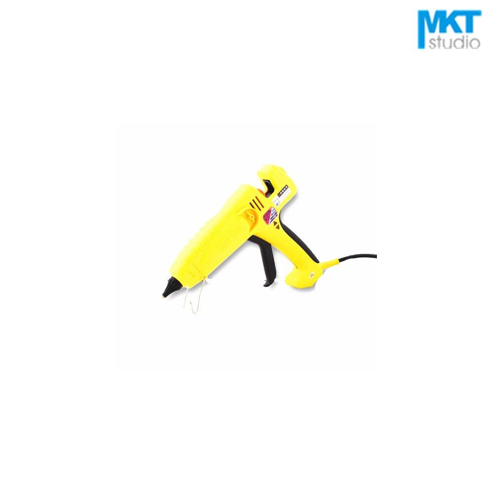 1 шт. желтый 300 Вт термопостоянный Электрический Термо нагреватель термоплавкий клей пистолет съемник для клея 11 мм