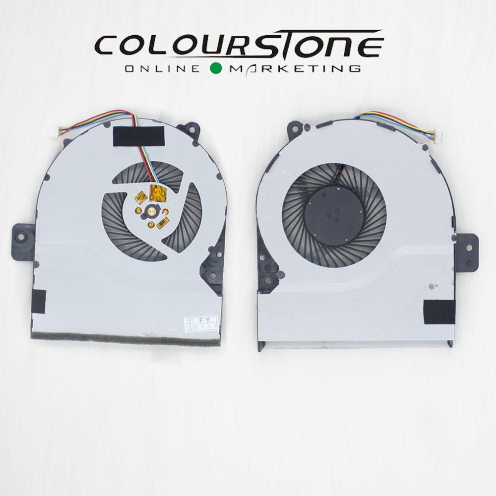 Brand New For Asus X751M fan 17.3 Series Cooling Fan CPU fan  (12)