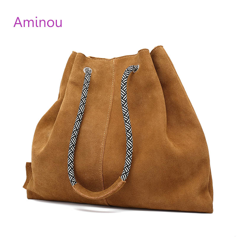 Aliexpress.com : Buy Women Genuine Leather Bag Casual Real Leather ...