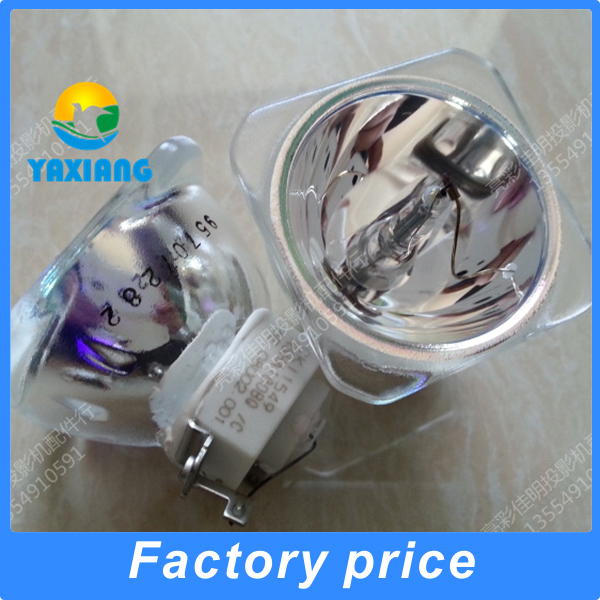Original bare projector lamp bulb for MP510 MP510+ MP511