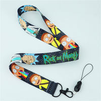 Rick and Morty Lanyards - Various Styles 2