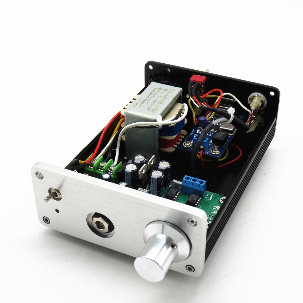 yjhifi LMJER02 USB PCM2704 audio decoder headphone amplifier JRC4580DD 4 opamp DIY Professional High power headphone amp topping tp30 mark2 usb dac decoder earphone amp 2x15w ta2024 digital power headphone amplifier
