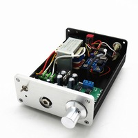 yjhifi LMJER02 USB PCM2704 audio decoder headphone amplifier JRC4580DD 4 opamp DIY Professional High power headphone amp