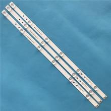 "LED Backlight Strip 6 สำหรับ LG 32 ""ทีวี 32MB25VQ 6916l 1974A 6916l 1981A lv320DUE 32LF580V 32LB5610 Innotek DRT 3.0 32 32LB582V"