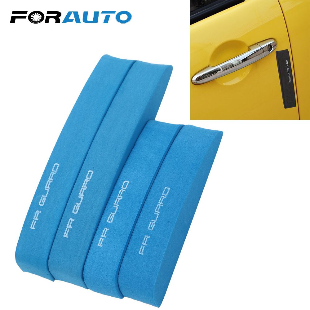 FORAUTO Car Door Edge Protector Bumper Protector Universal Auto EVA Mouldings Car-styling Car Sticker Absorb Shock