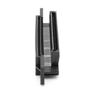 Image 2 - 5 pz 72 Pin del Connettore Adattatore Connettore Spina Porta Cartuccia di Ricambio per Nintendo NES Gioco