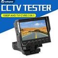 "4.3 ""TFT ЖК-ДИСПЛЕЙ HD 1080 P Безопасности CCTV AHD Камеры Тестер DC 12 В Выход RJ45 Кабель Тест Наручные Поддержка 3 В 1 TVI AHD CVBS Тестер"