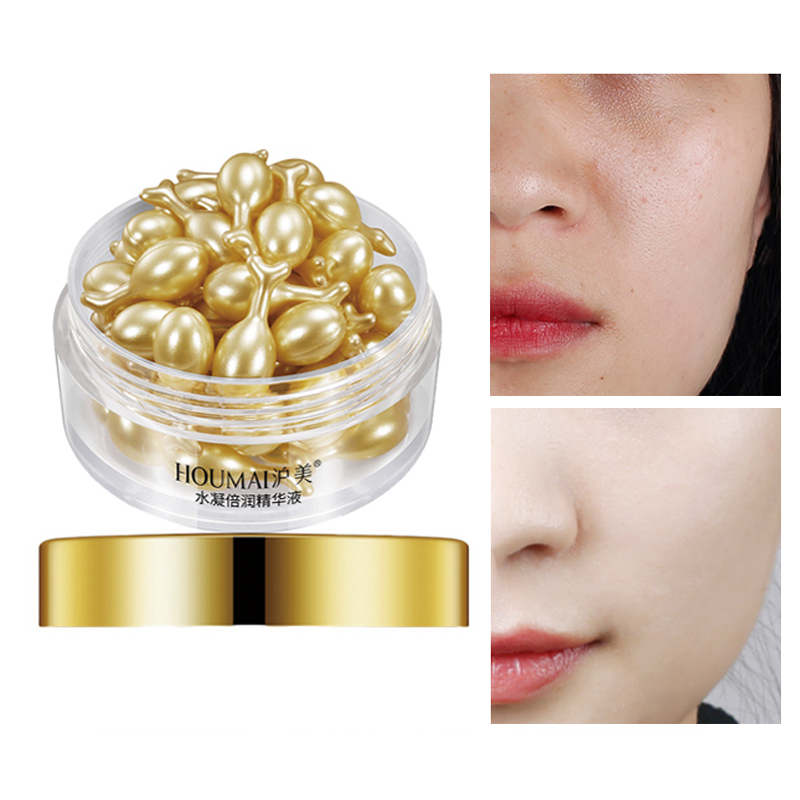 Anti Wrinkle Ampoule Capsule Face Cream Whitening Skin Care Eye Serum Moisturizing Firming Acne Treatment Oil Control Natural