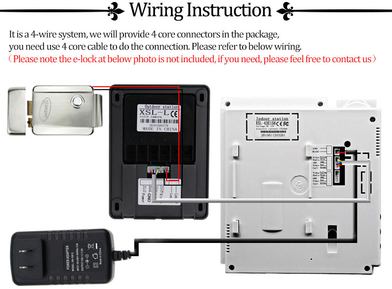Xinsilu Intercom System Audio Tür Telefon Für 14 Wohnungen 4-wired Audio Türsprechanlage Mit Hand-free Indoor Einheiten Id Karte Entsperren