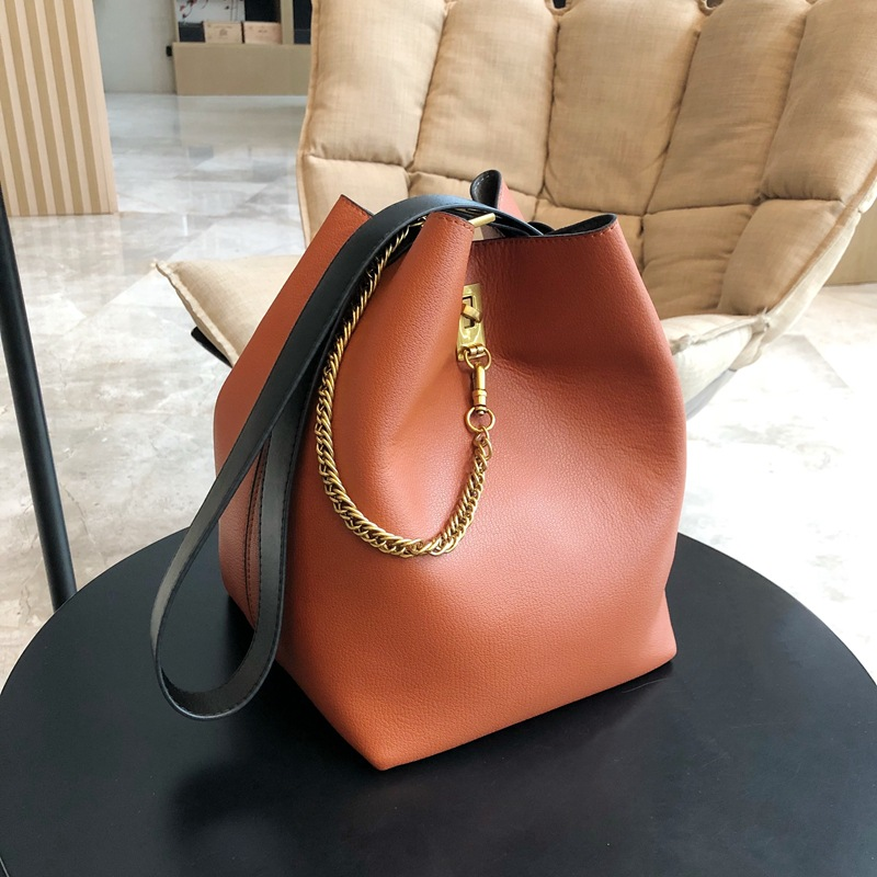 Genuine Leather Women Messenger Bag Cow Leather Bucekt Crossbody Bag High Quality Women Fashion Shoulder Bag suds brand genuine leather 2018 fashion women small shoulder bag high quality cow leather women messenger bag crossbody flap bag
