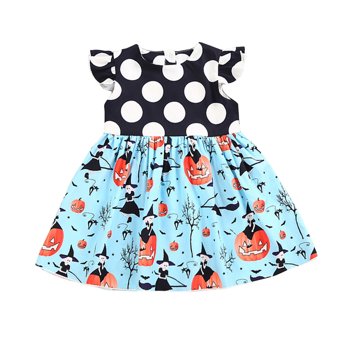 Toddler Baby Girls Dress Halloween Princess Party Pageant Dresses Sleeveless Cute Kids Clothes toddler kids baby girls princess dress party pageant wedding dresses with waistband