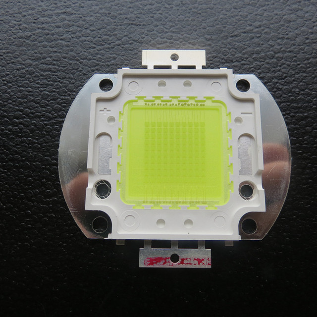 Envío gratis 200 W blanco fresco 8000 - 9000 K llevó virutas para DIY proyector bridgelux 45 millas llevó la viruta 140-150lm / W