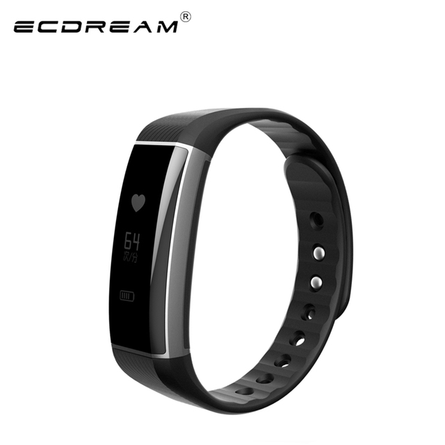 Original C6 Smart bracelet Health Band Bracelet Heart Rate Monitor Sleep Fitness Tracker Pedometer Smartband touch wristband