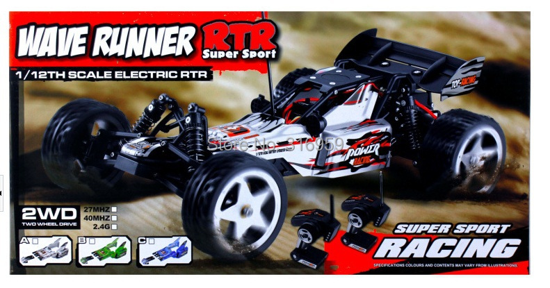 RC Car 2.4G 60KM/h 1:12 Off road buggy 2WD 4CH high speed racing car remote control cars Racing drift car model electronic toys 1 10 rc car high speed racing car 2 4g subaru 4 wheel drive radio control sport drift racing car model electronic toy