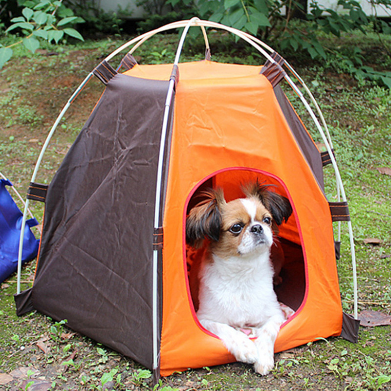 2018 New Outdoor Sun For Pet Wholesale Dog Tents Nest special kennel cat litter puppy tent