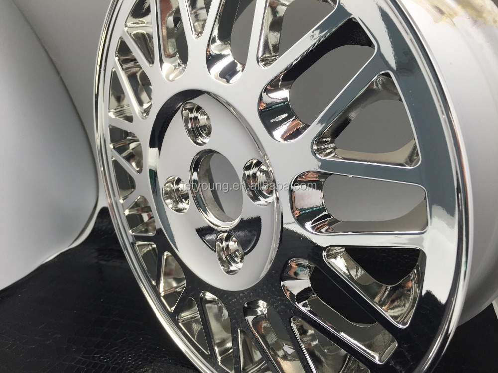 ... chrome car rim (6). & Free shipping by FedEx] Candy Paint Silver Paint 100% Guagantee ...
