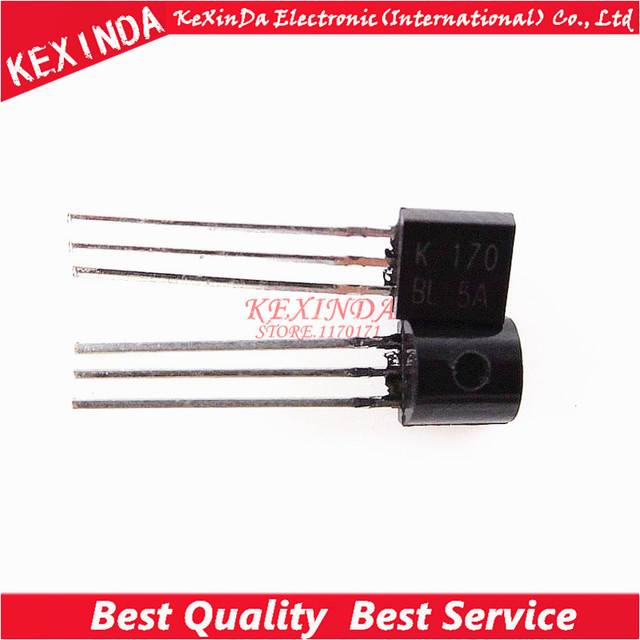 US $4 33 18% OFF|2SK170 BL 2SK170BL 2SK170 K170 TO 92 IC 20pcs 50pcs/lot  Free shipping-in Integrated Circuits from Electronic Components & Supplies  on