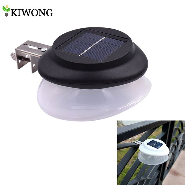 Wall Mounted Solar Lamp 9 Led Lights Outdoor Waterproof Light For Garden Yard Deck Path Home Security Lighting