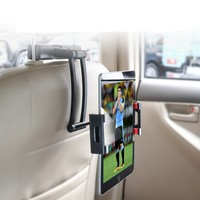 Tinhofire GH027 Universal Car Seat back bracket Adjustable holder Car Backseat Support 14 26cm for tablet pc ipad mobile phone