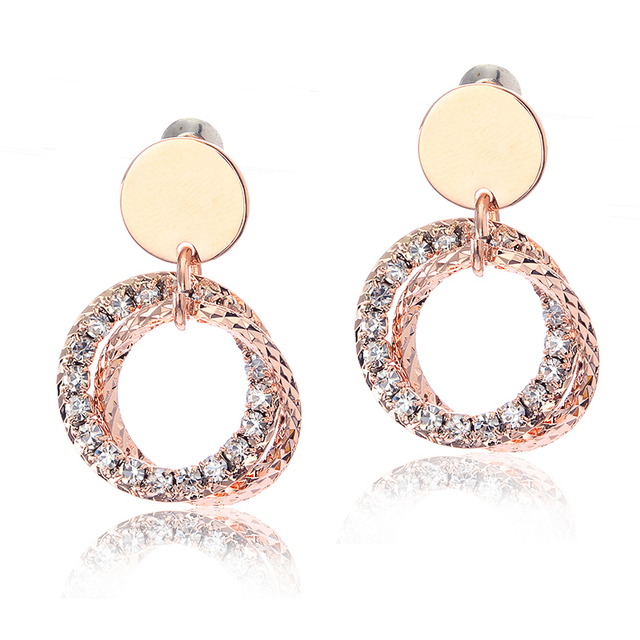 Wedding Earrings Korean Fashion Statement Online Ping India Studs 0271 Pr Yy0316 Abc