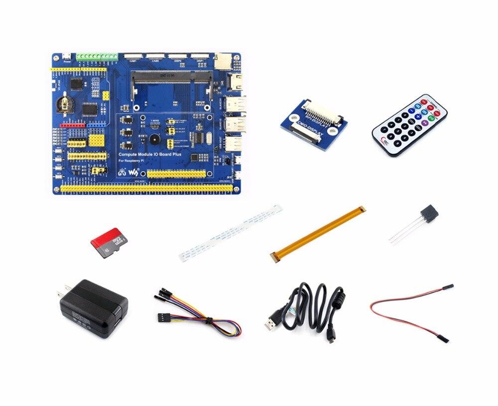 Здесь продается  Raspberry Pi Compute Module 3 Lite Accessory Pack Type A (no CM3L) With DS18B20 Power Adapter Micro SD card Pi Zero Camera cable  Компьютер & сеть