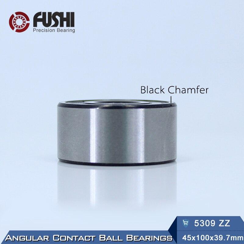 5309 ZZ Bearing 45 x 100 x 39.7 mm ( 1 PC ) Axial Double Row Angular Contact 5309ZZ 3309 ZZ 3056309 Ball Bearings5309 ZZ Bearing 45 x 100 x 39.7 mm ( 1 PC ) Axial Double Row Angular Contact 5309ZZ 3309 ZZ 3056309 Ball Bearings