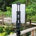 """Adaptador de montagem do tripé ulanzi braçadeira tablet suporte para ipad/ipad mini/ipad air, a maior parte dos comprimidos, 5-12 polegada de tamanho, com 1/4 """"-20 fios"""