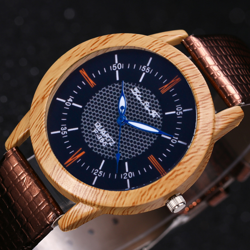 Relogio Masculino Watch Mens Natural Wood Bamboo Watches Womens Vintage Wooden Watch Luxury Brand Business Quartz Wristwatches недорго, оригинальная цена