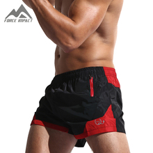 2016 new quick dry fashion men's board shorts with inside mesh underwear patchwork beach short lining liner short sd02
