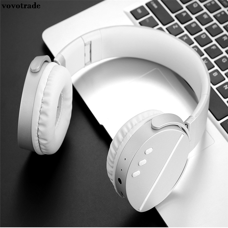 toopoot Stereo Bluetooth V4.1 Headphones Wireless Headset Foldable Gaming Headset earphone with Mic for Pc Mac SmartPhones remax bluetooth v4 1 wireless stereo foldable handsfree music earphone for iphone 7 8 samsung galaxy rb 200hb