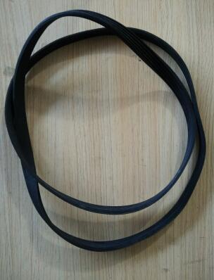 Washing machine parts 1173 J5  1120mm width  12mm 4 grooves washing machine parts bearing 6204