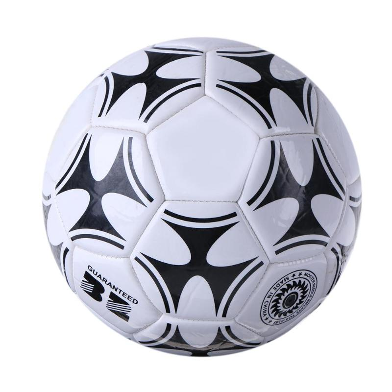 Size 3 PVC Soccer Ball Outdoor Training Exercise Football For Children Kids Primary School Kindergarten Training