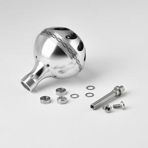 Image 5 - Gomexus بكرة مقبض مقبض الطاقة ل Shimano Stradic FL 2000   4000 المباشر دايوا BG Caldia 1000   4000 الحفر 38 مللي متر