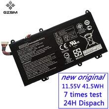 GZSM laptop battery SG03XL For HP M7-U009DX batteries HSTNN-LB7E for TPN-I126 3ICP7/61/80