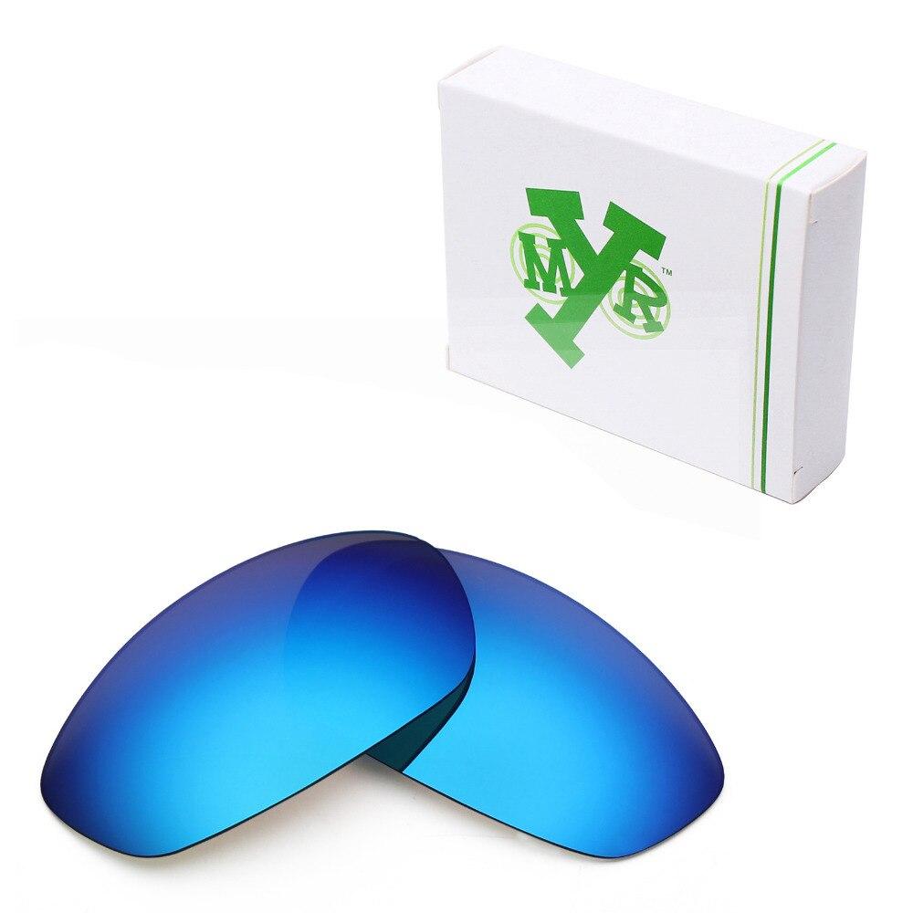 4a949ee911cc4 Mryok polarizado Objetivos repuesto para Oakley whisker Gafas de sol azul  hielo