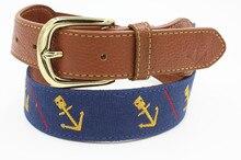 2016 Designer Belts Men High Quality Belt For Men 110cm Needlepoint Genuine Leather Belt Men Belts Luxury Wholesale