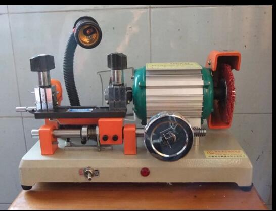 1pc Best Key Cutting Machines RH-2AS Multi-function electric manually Double horizontal key copying machine locksmith tools  цены