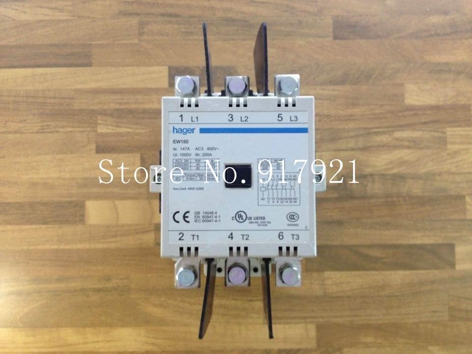[ZOB] ORIGINAL EW150C 220VAC genuine original Hagrid AC contactor 147A