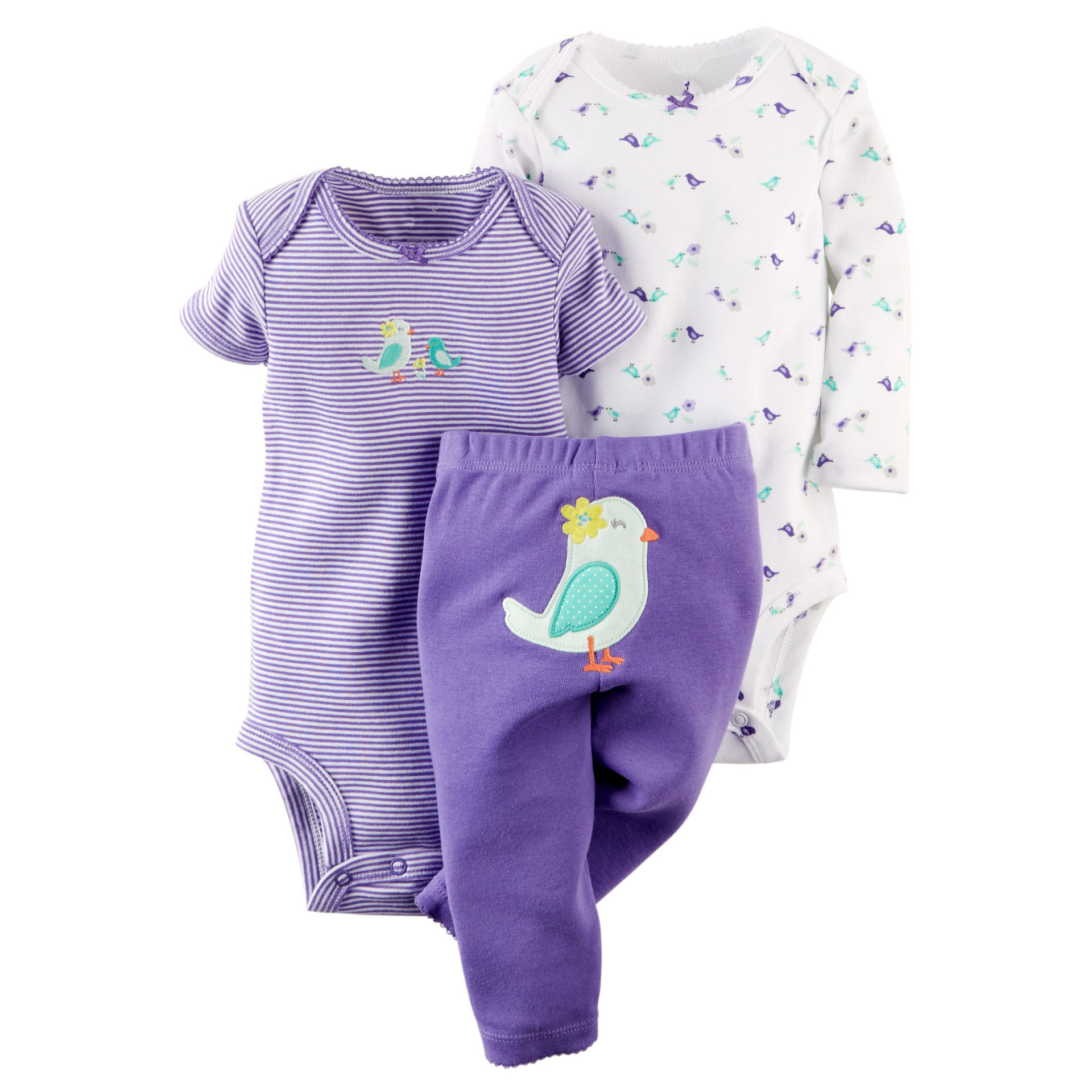 3pcs Baby Girl Boy Newborn Kids Clothing Sets Spring Autumn Rompers Playsuit Jumpsuit + Pants Trousers Bebe Infant Cute Clothes baby products bebe girl bebe boy newborn clothes baby costume thick warm infant baby rompers kids winter clothes jumpsuit hooded