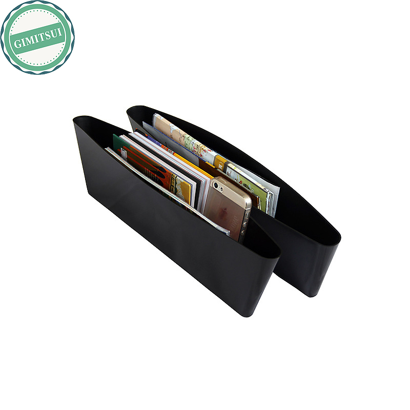 2 pocket of car seat organizer store stop item drop car for 2 box auto indipendenti