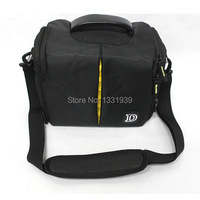 Camera Bag For Nikon D600 D3200 D5200 D7100 D90 D7000 D5100 D3100 D5000 Waterproof With RainCover