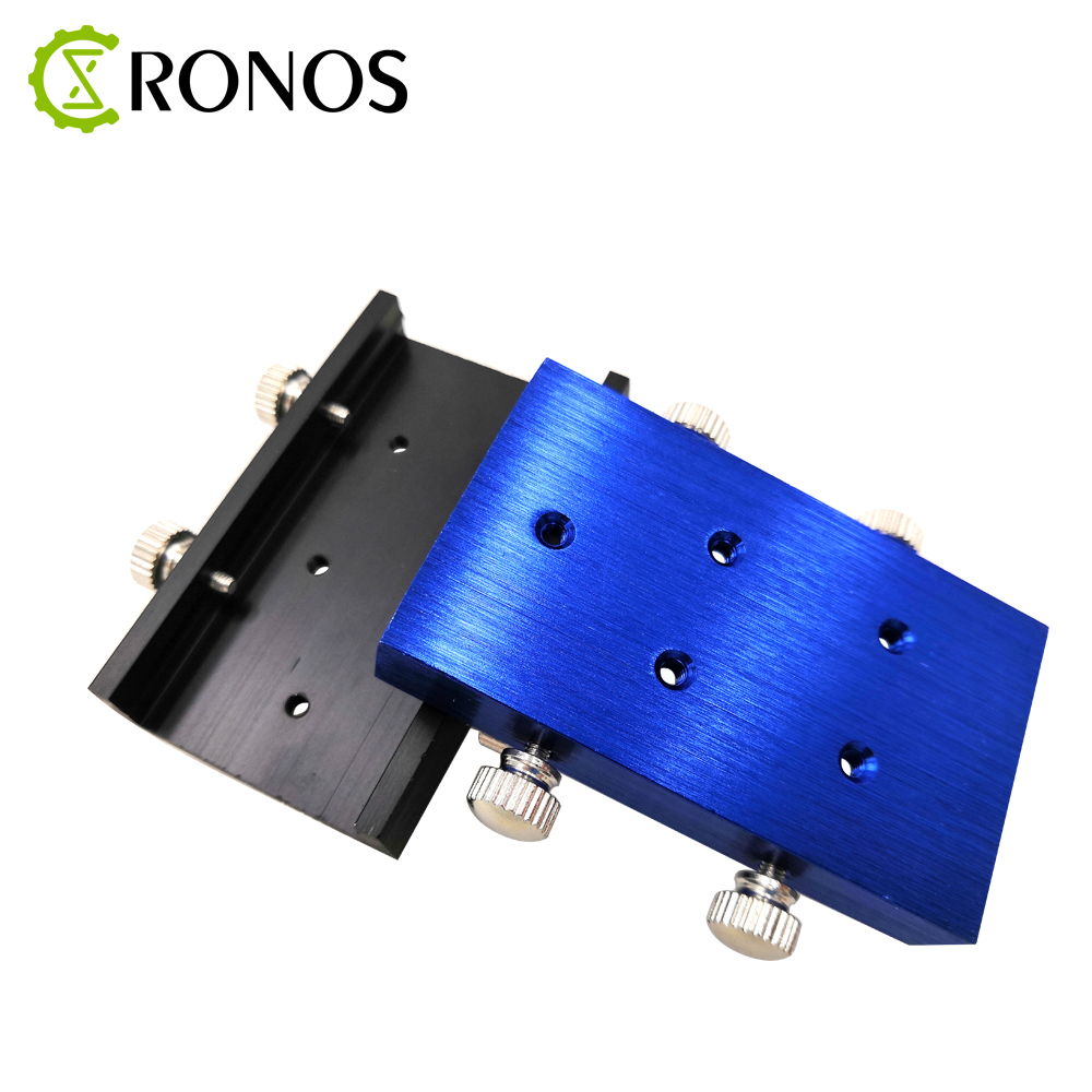 Laser Cooling Pad Heat Laser Module Holder Heatsink Laser Engraving Machine CNC Parts Suit 33mm Laser