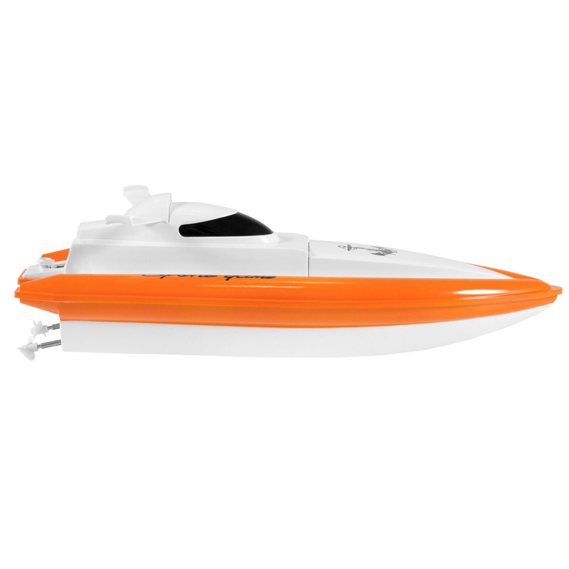 27Mhz Kids High Speed Remote Control Boat Rc Toy with 2 Motors in RC Boats from Toys Hobbies