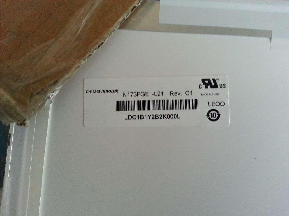N173FGB-L21 17.3 inch LCD screen