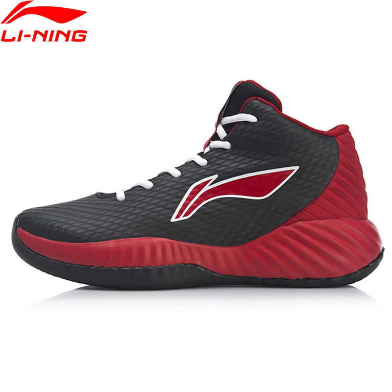 Li-Ning Men COMBAT On Court Basketball Shoes Wearable TUFF RB Medium Cut LiNing Fitness Sport Shoes Sneakers ABPP005 XYL229Li-Ning Men COMBAT On Court Basketball Shoes Wearable TUFF RB Medium Cut LiNing Fitness Sport Shoes Sneakers ABPP005 XYL229