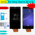 LCD Screen For Sony Xperia Z4 Z3 Plus Z3+ E6603 E6533 E6553 LCD Touch Digitizer Screen Assembly +Tools Free Shipping