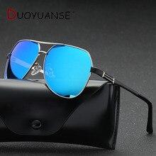 DUOYUANSE Fishing Polarized Sunglasses Driver Driving aluminium magnesium alloy Fashion Sun Glases Men Male  Glasses 2692