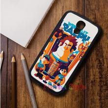 Wreck it Ralph valentine phone case cover for Samsung Galaxy S3 S4 S5 note 3 note 4 note 5 s6 s7 s6 edge s7 edge #3449