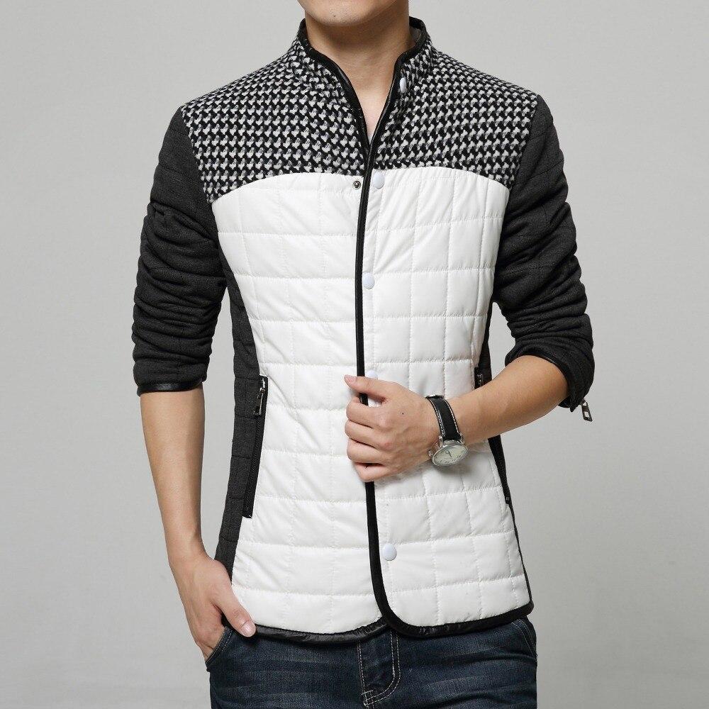 Man jacket winter 2018 new hot sale feather jackets man casacas de pluma hombre plus size 4xl veste hiver homme Warm Coat